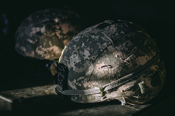 How does a military divorce differ from a civilian divorce?