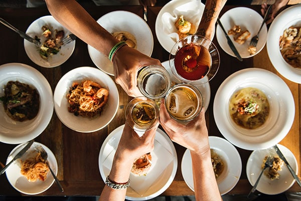 Celebrating Friendsgiving: 10 Ways to Enjoy Thanksgiving After Divorce