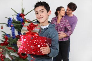 Divorce and the Holidays: What to Do with Your New Significant Other