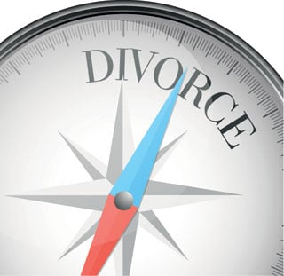 How do you educate and prepare your clients for the divorce process?