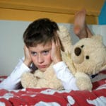 What special issues arise when there's been domestic violence in regards to child support?