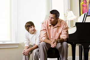 Parental Control – Why it's important to speak with respect about your ex