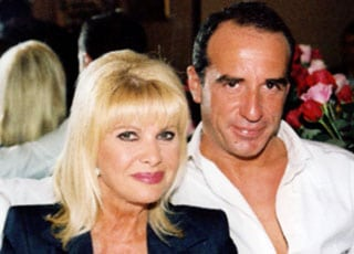 Ivana Trump marries again – at her ex-husband Donald Trump's estate