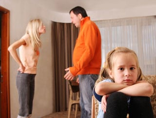 How can false accusations damage the parent/child relationship?