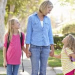 What is the first step someone should take if their spouse violated a child or spousal support order?
