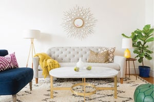 Eat. Pray. Love. Decorate: Transforming Your New Home After Divorce