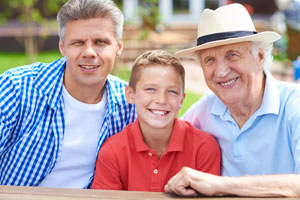 Under what conditions will a judge grant a request for visitation with or even custody of a grandchild?