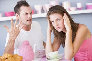 Brushing Off Negative Reactions to Divorce