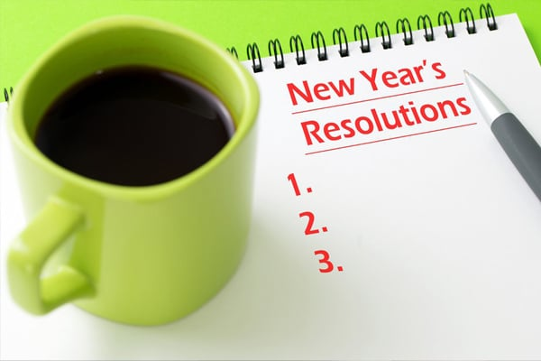 7 New Year's Resolutions for Divorced or Divorcing People