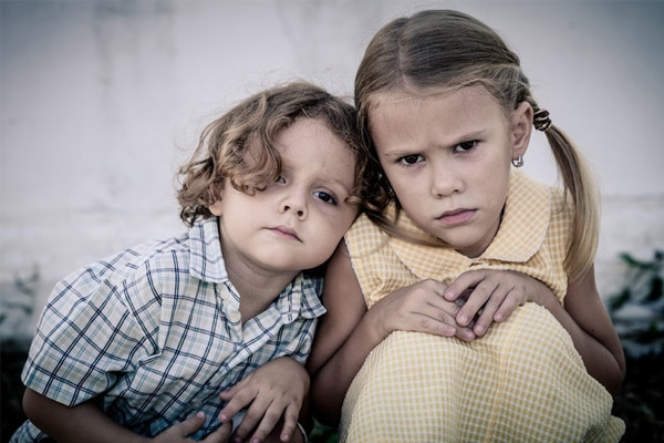 Children Experience Divorce Differently than Adults