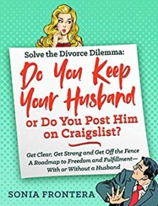 Solve the Divorce Dilemma book cover