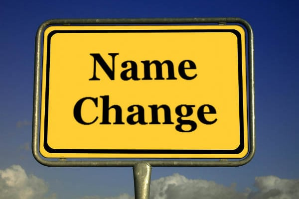 3 Methods Of Changing Back To Your Maiden Name