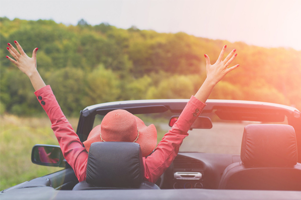 Road Trip after Divorce: How to Redefine Yourself While Traveling Solo