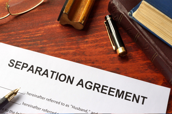 How to Write Up a DIY Separation Agreement
