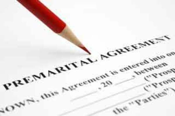What You Can and Cannot Do With a Prenuptial Agreement: Part 4