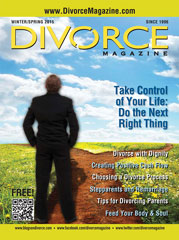Spring 2015 Divorce Magazine